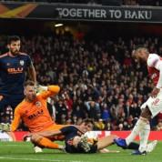 LE: Arsenal wygrywa z Valencią i jest blisko finału