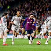 Liga Mistrzów: Pewne zwycięstwo Barcelony z Liverpoolem
