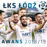 Powrót ŁKS-u do Ekstraklasy!