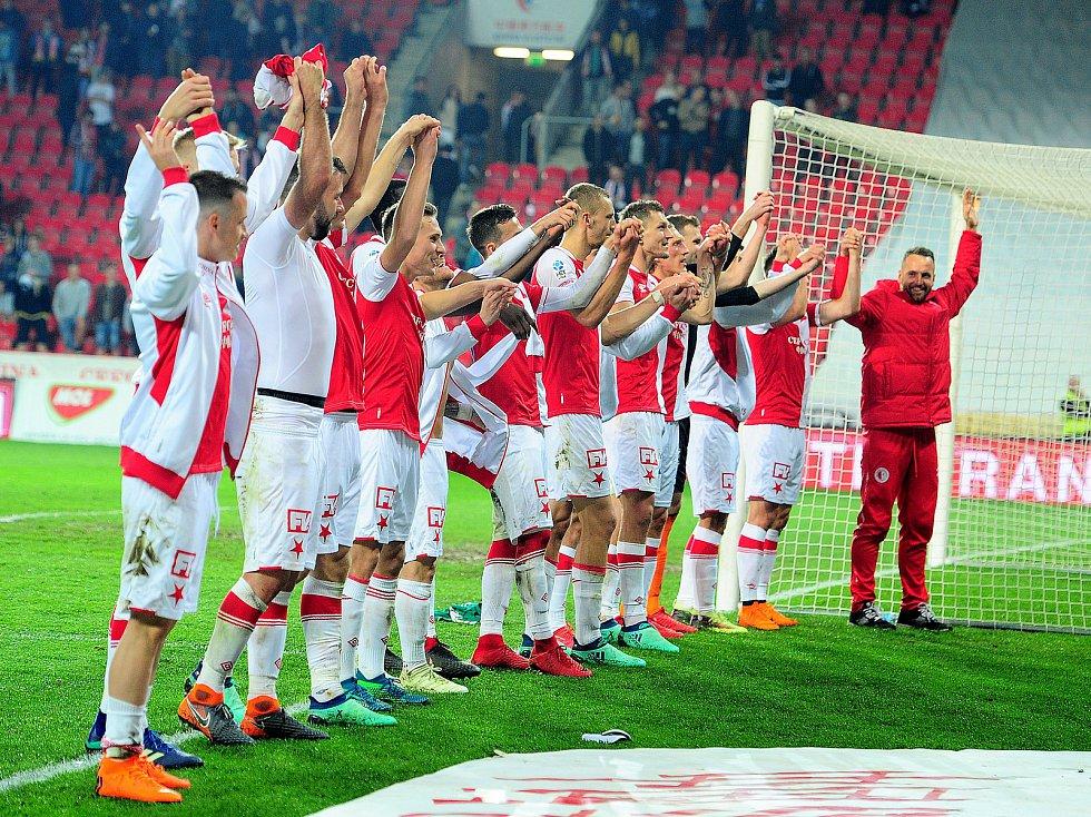 Slavia Praga z podwójną koroną. Baník pokonany w finale MOL Cup