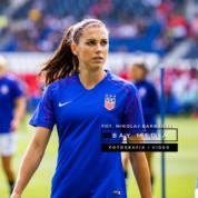 FIFA WWC 2019: Alex Morgan wprowadza USA do finału, Angielki zmarnowały rzut karny