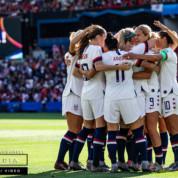 FIFA WWC 2019: Gospodynie mundialu za burtą, USA walczy o obronę tytułu