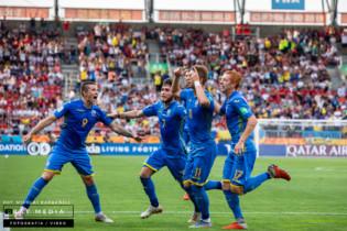 MŚ U-20: Ukraina zwycięzcą
