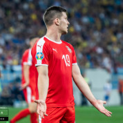 Luka Jović: To ogromna przyjemność mieć szansę gry w koszulce tego klubu