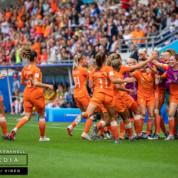 FIFA WWC 2019: Pewny awans Holenderek, Niemki i Włoszki nie zagrają o medale