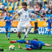 MŚ U-20: Ukraina - Włochy [GALERIA]