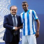 Oficjalnie: Alexander Isak zawodnikiem Realu Sociedad