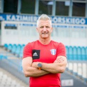 Wisła Płock ma nowego trenera bramkarzy