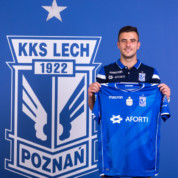 Djordje Crnomarković nie pomoże kolegom w meczu z Jagiellonią