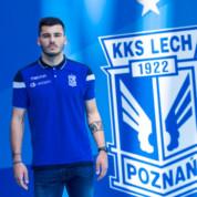 Oficjalnie: Karlo Muhar w Lechu Poznań