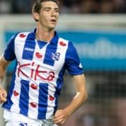 Pelle van Amersfoort nowym zawodnikiem Cracovii