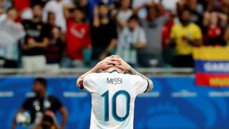 Wygrana Kolumbii z Argentyną!
