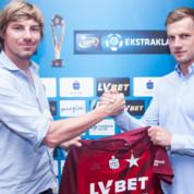 Oficjalnie: Łukasz Burliga przedłużył umowę