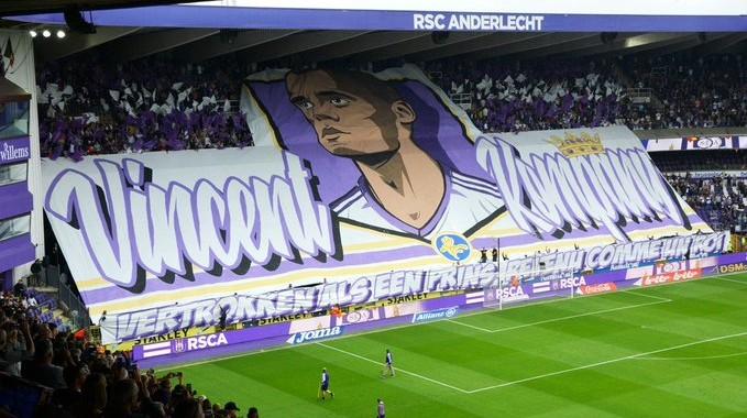 Anderlecht Kompany