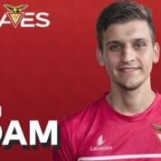Oficjalnie: Adam Dźwigała przenosi się do CD Aves