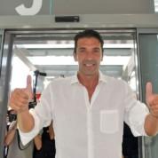 Buffon: Numer 77 przyniósł mi szczęście w Parmie