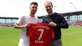 Oficjalnie: Leon Dajaku w Bayernie Monachium
