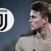 De Ligt piłkarzem Juventusu!