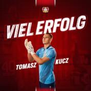 Tomasz Kucz rozwiązał kontrakt z Bayerem Leverkusen