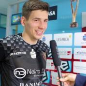 Oficjalnie: Mateusz Możdżeń piłkarzem Widzewa Łódź