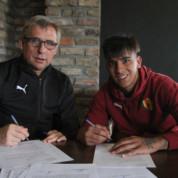 Oficjalnie: Rodrigo Zalazar Martinez zawodnikiem Korony Kielce