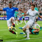 Liga Europy: Legia Warszawa utrzymała nadzieje na awans do fazy grupowej
