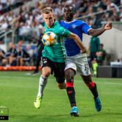 Legia Warszawa - Rangers FC [GALERIA]
