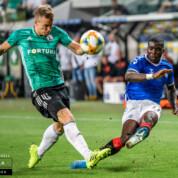 Liga Europy: Legia kończy swój udział na IV rundzie eliminacji
