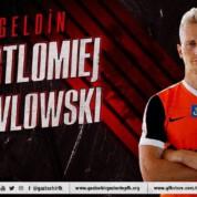 Oficjalnie: Bartłomiej Pawłowski w Gazisehir Gaziantep FK