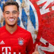 Oficjalnie: Philippe Coutinho zaprezentowany w Bayernie Monachium