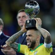 Dani Alves wraca do ojczyzny. Zasilił Sao Paolo FC