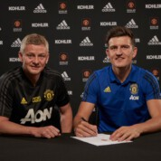 Oficjalnie: Maguire w Manchesterze United