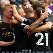Manchester City gromi West Ham na inaugurację sezonu