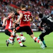 Premier League: wymęczone zwycięstwo Liverpoolu nad Southampton