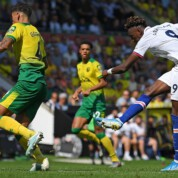 Premier League: Premierowe zwycięstwo ekipy Franka Lamparda, dublet Abrahama