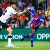 La Liga: Kontuzja Fatiego uniemożliwi mu występ w meczu z Getafe
