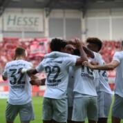 Bundesliga: Robert Lewandowski z dziesiątym trafieniem w lidze