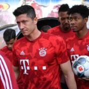 Bundesliga: Bezbramkowy remis w hitowym starciu