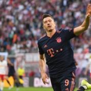 Bundesliga: Robert Lewandowski z golem, porażka Bayernu Monachium