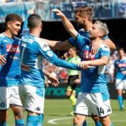Serie A: Zwycięstwo SSC Napoli, bramka Mario Balotellego