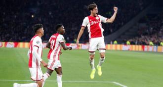 Liga Mistrzów: Bez niespodzianki w Amsterdamie. Ajax pewnie pokonuje Lille