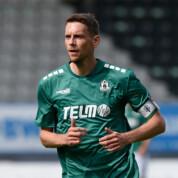 Były piłkarz Legii znalazł nowy klub. Kasper Hamalainen zagra w lidze czeskiej