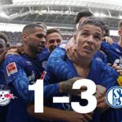 Niespodzianka w Bundeslidze! Schalke pokonuje RB Lipsk 3:1