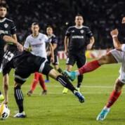 LE: Grad goli na stadionie w Luksemburgu! Sevilla wygrywa z Dudelange