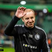 Vuković: Nie chcieliśmy ryzykować z Novikovasem, miał drobne problemy z oddychaniem