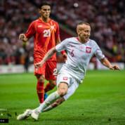 Jacek Góralski wypada z listopadowych spotkań reprezentacji Polski