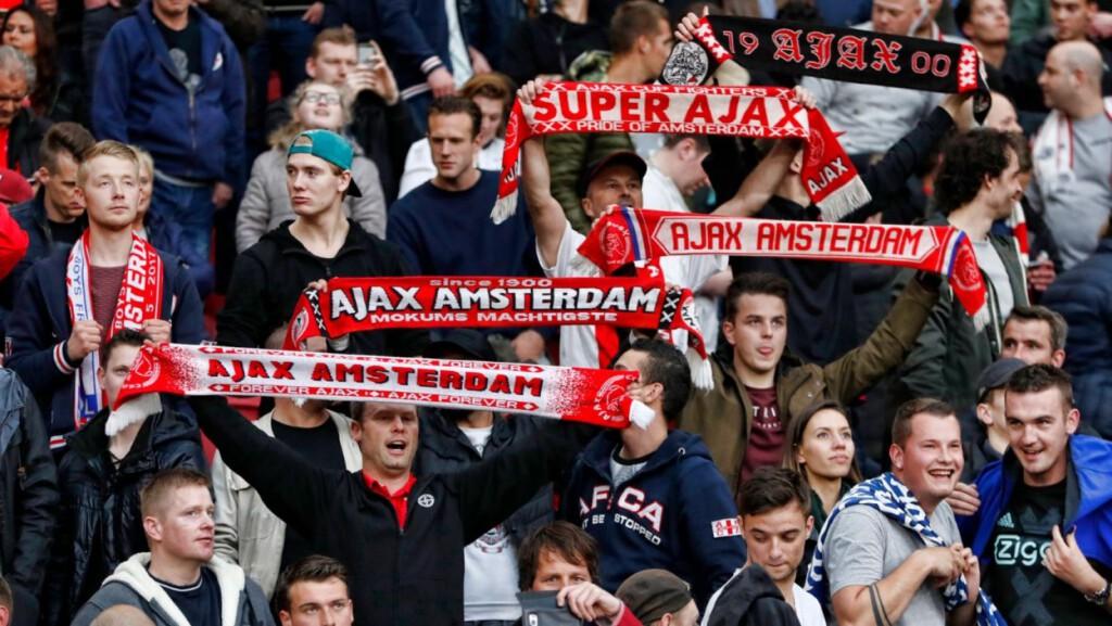 Ajax kibice