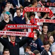UEFA nakłada karę na kibiców Ajaxu