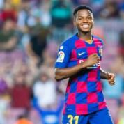 La Liga: Dublet Ansu Fatiego przeciwko Levante
