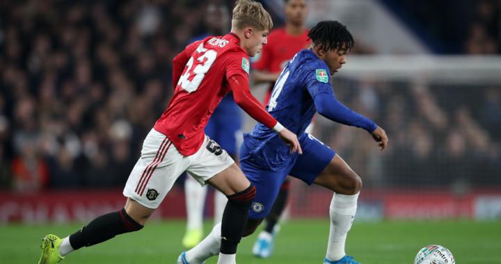 Chelsea united Williams